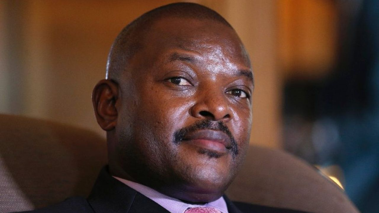 presidente burundi arresto cardiaco