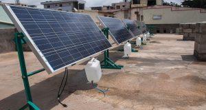 Il rivoluzionario pannello solare ideato da Eden Full