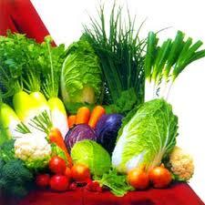 Menù vegetariano e via l'ansia