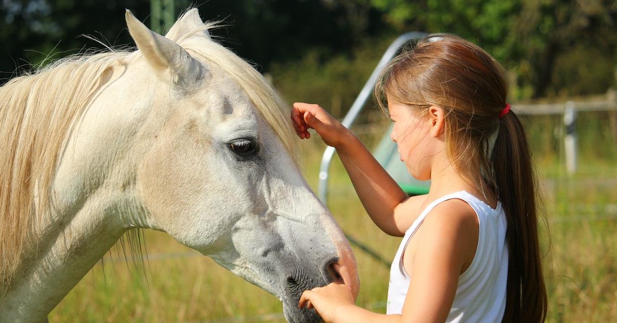 Andare a cavallo: i benefici psicofisici