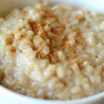 Pudding di riso in versione classica e al cioccolato