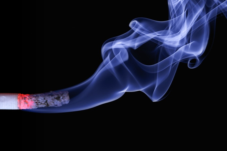 fumo e alito cattivo