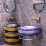 bagno pneumatici1 150x150 La nuova vita dei pneumatici..riciclo riuso