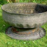 vaso cerchione pneumatico 150x150 La nuova vita dei pneumatici..riciclo riuso