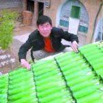 bottiglie birra riciclate 150x150 Doccia solare con le bottiglie di birra