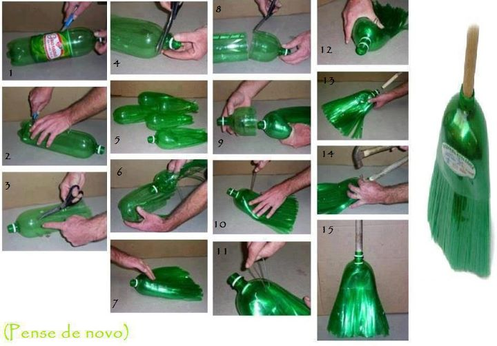 Oggetti In Plastica Per La Casa.Nuova Vita Alle Bottiglie In Plastica Ambiente Bio
