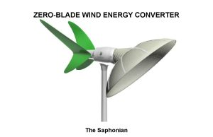 pala eolica senza pale