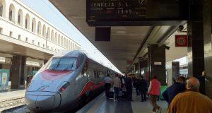 Quanto fanno male le radiazioni del WiFi sui treni?