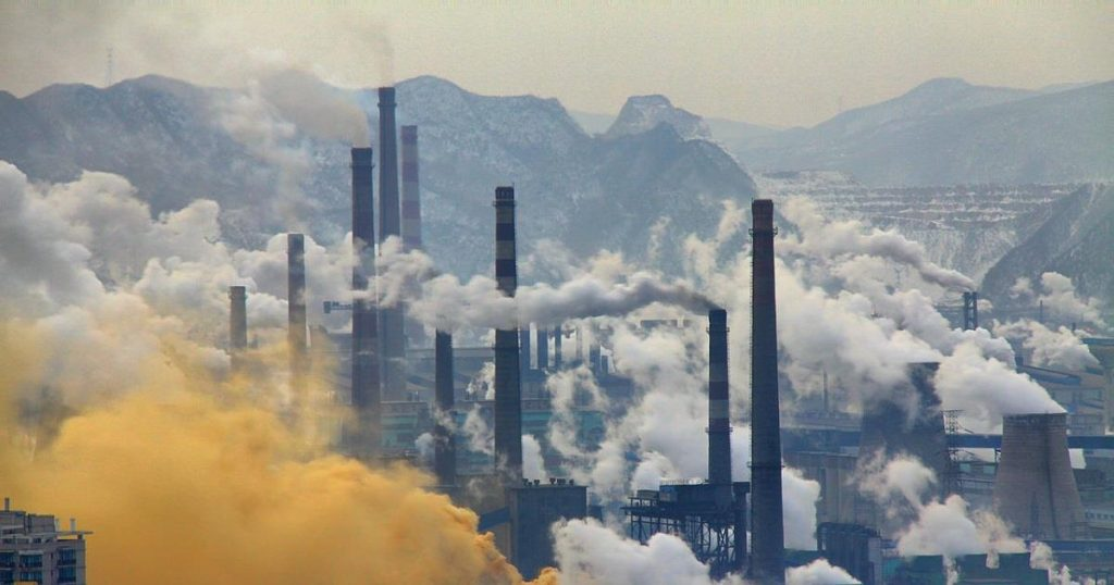luoghi più inquinati