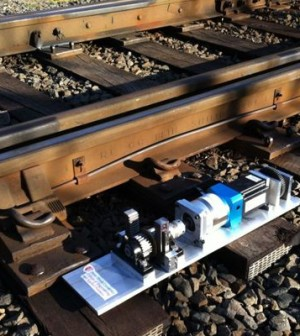 energia elettrica dai treni