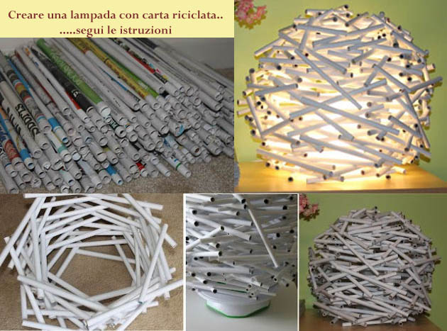 paper light  Craft Ideas  Pinterest