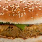 Hamburger di soia con carote