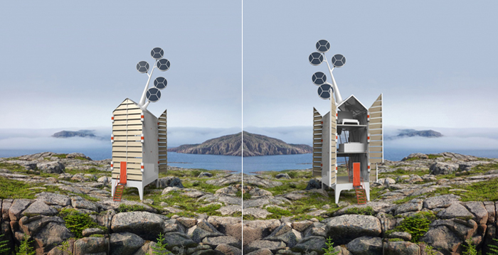 La casa ecologica autosufficiente ambiente bio - Casa ecologica autosufficiente ...