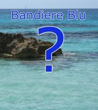 campagna mare bandiere blu