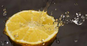 Il limone tra i disinfettanti naturali più usati