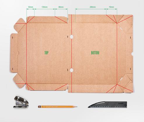 spesso 3 insolite idee creative per riciclare i cartoni della pizza  ZF64