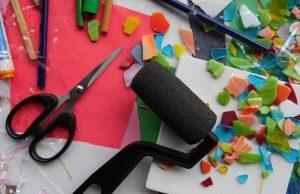 2 idee salvaspazio con il cartone riciclato