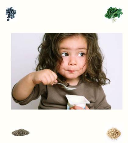 8 super cibi per i bambini ambiente bio - Cibi che fanno andare in bagno ...