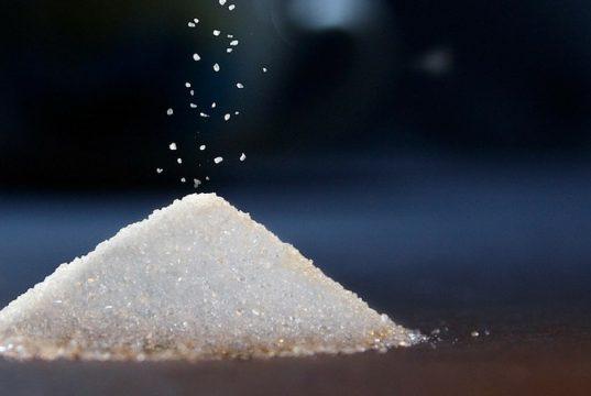 scrub corpo sale o zucchero