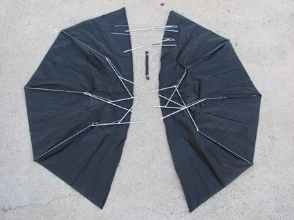 costume pipistrello 1