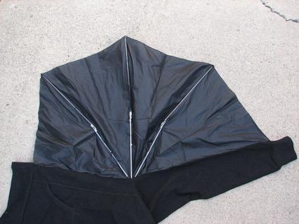costume pipistrello 2