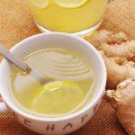 Zenzero e limone per ricaricarci di energia e rimanere in salute