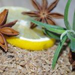 Piante aromatiche medicinali: anice stellato, verde e pepato