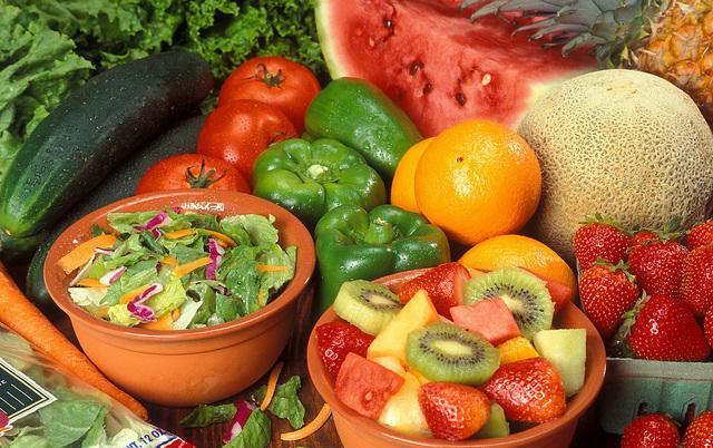 frutta e verdura di stagione_luglio