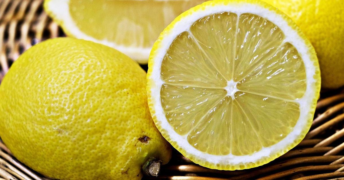 Come usare il limone come cosmetico naturale