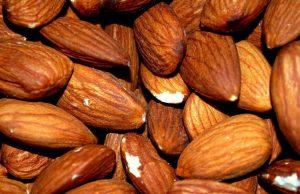 vitamina E mandorle e frutta a guscio