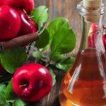 Come usare aceto di mele sulla pelle del viso
