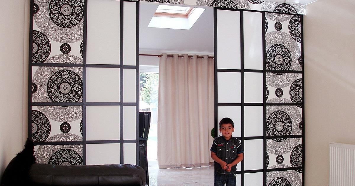 Ripensare gli spazi come realizzare divisori e separ con - Separe per interni ...