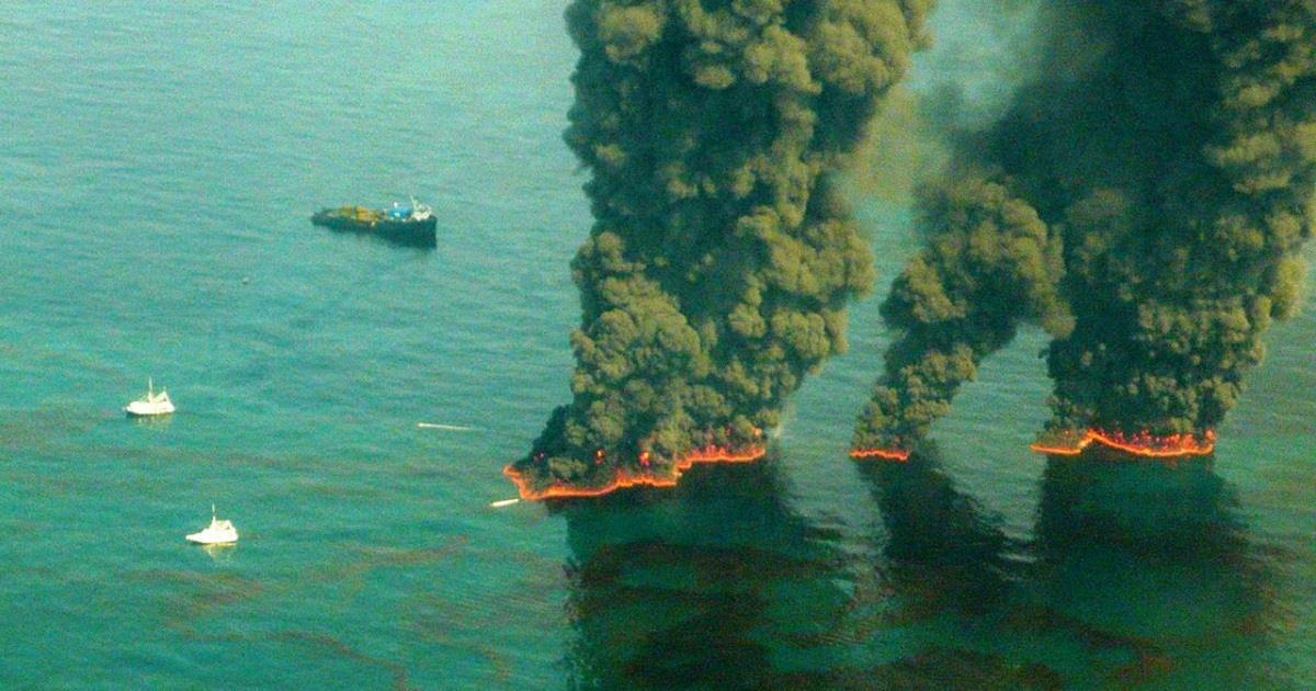 Nasce il portale che difende il mare dalle fuoriuscite di idrocarburi