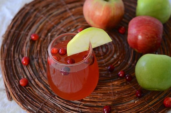 succo di mela proprietà
