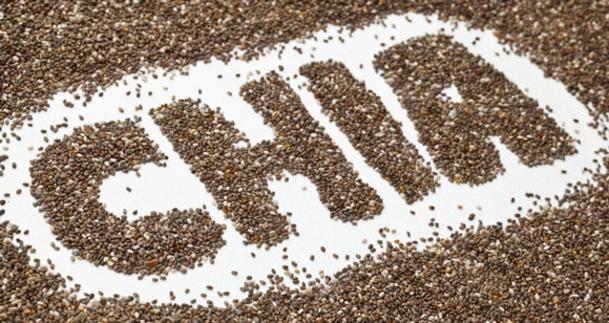 semi di chia proprietà
