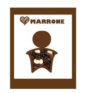 COLORE MARRONE
