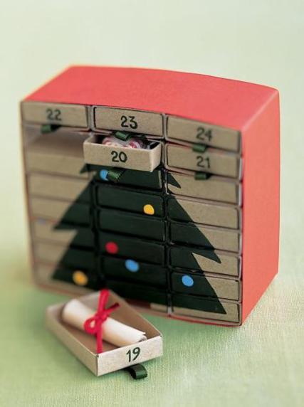 5 Calendari D Avvento Fai Da Te Per Far Divertire I Bambini