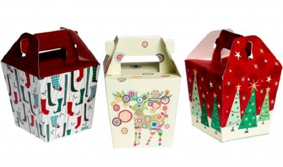 Conosciuto Riciclo creativo: come riutilizzare le scatole di pandori e panettoni EM27