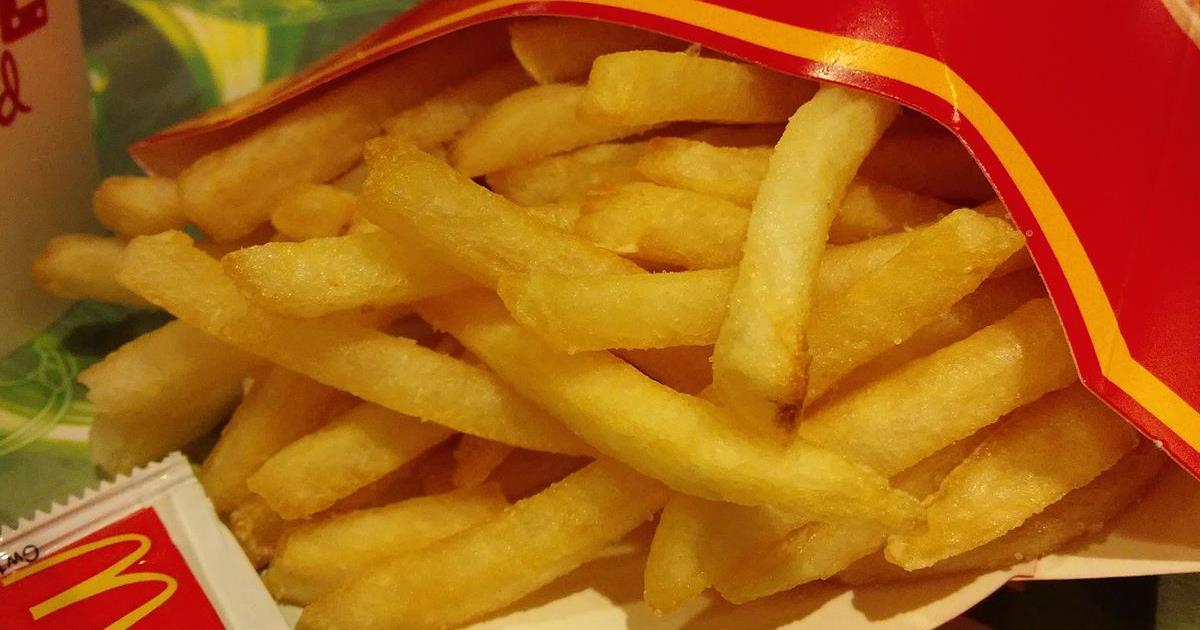 Cosa contengono davvero le patatine di McDonald's?