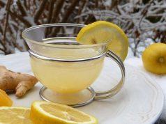 Come preparare una tisana allo zenzero per tosse e raffreddore