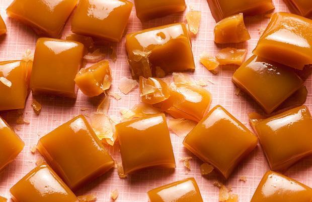 caramelle ricetta