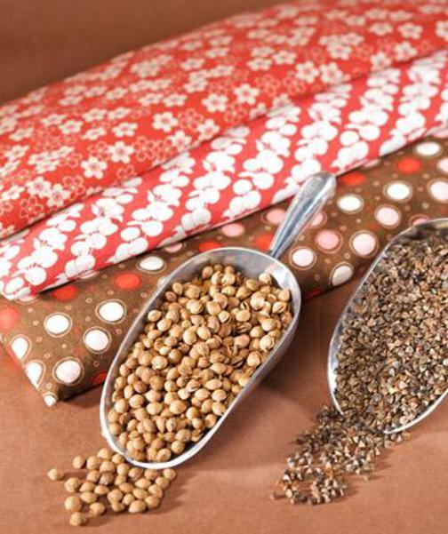 cuscini anticervicale: come fare in casa cuscinetti naturali ... - Cuscino Con Noccioli Di Ciliegia Come Fare