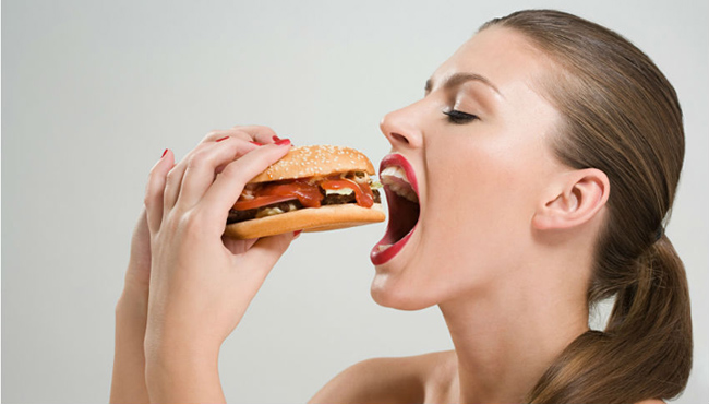 metabolism hamburger