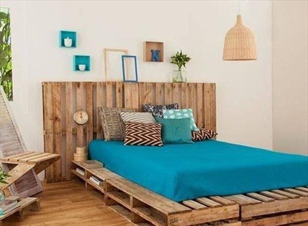 7 Idee Per Arredare Casa Con I Pallet