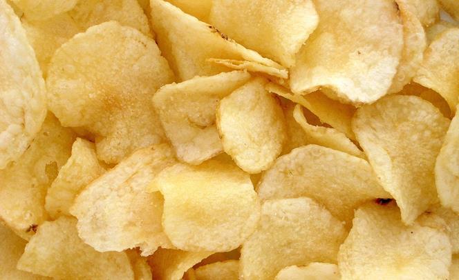 patatine in busta