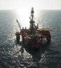 Image 2. Rig in Norway, Bredford Dolphin©2008 Simon Townsley
