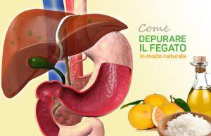 disintossicazione del fegato