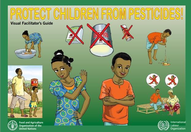 Proteggi i bambini dai pesticidi_FAO