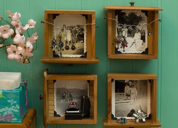 Libreria Con Materiali Riciclati: Arredamento librerie a parete ...