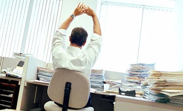 esercizi in ufficio